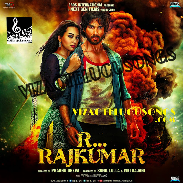 R.. Rajkumar 2013 Hindi  Movie HD Wallpapers
