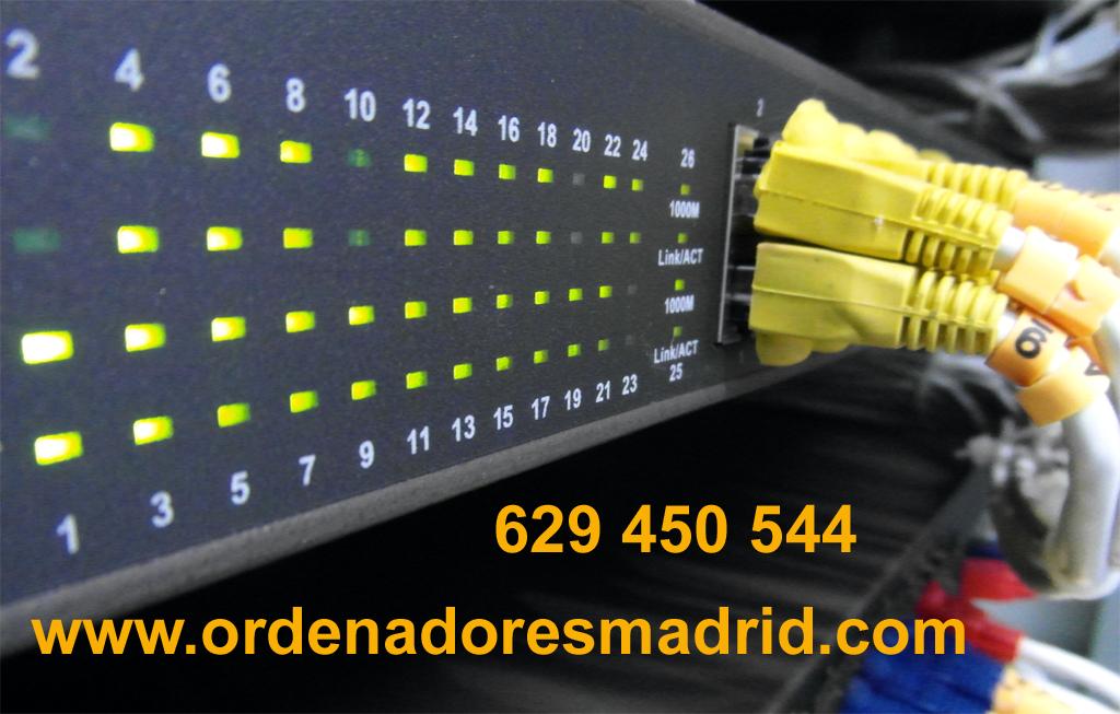 instalacion y ampliacion de redes informaticas