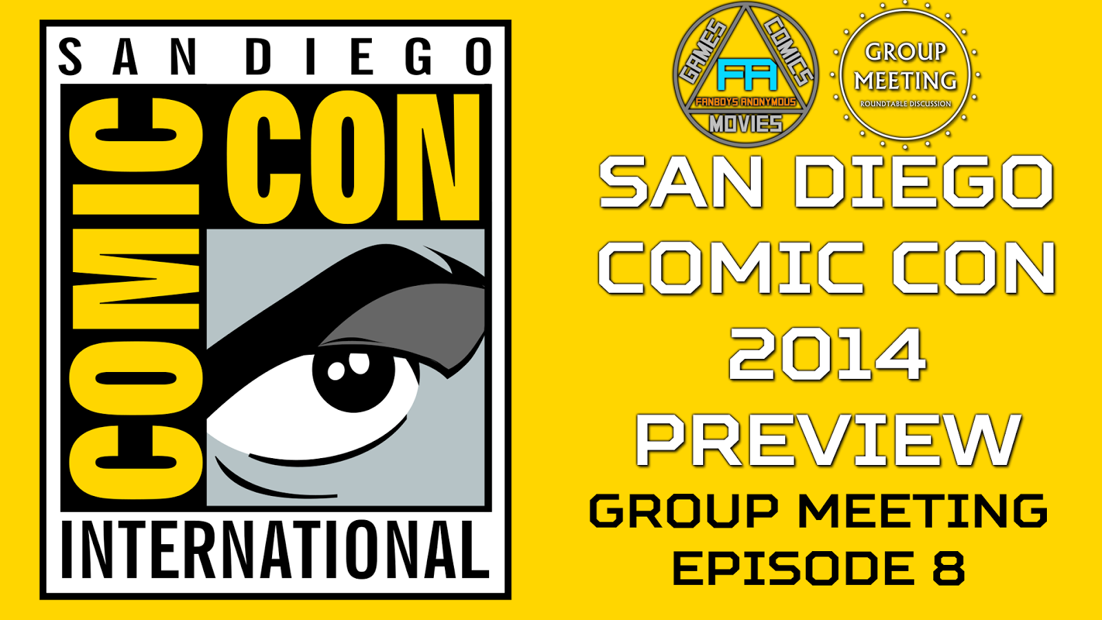 revealed at San Diego Comic Con 2014 videos online