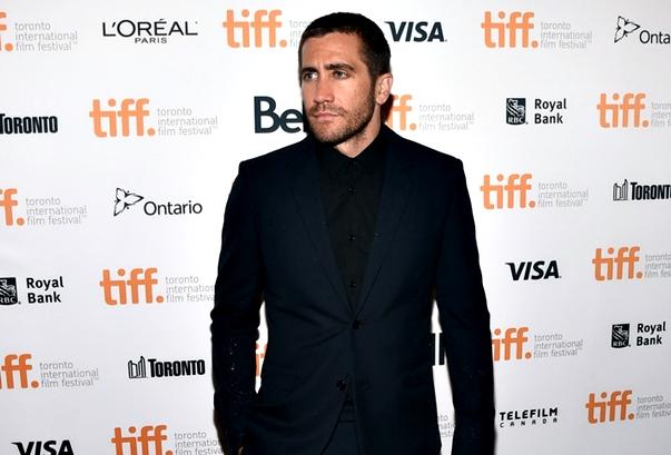 Jake Gyllenhaal en Toronto