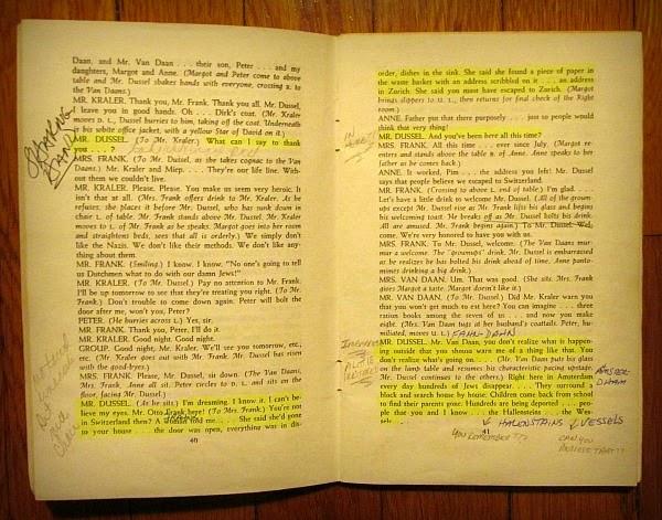 Acting Play Script of my Play Script