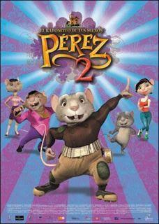 Perez El Ratoncito De Tus Sueños 2 – DVDRIP LATINO