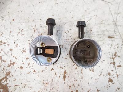 lamp parts and repair lamp doctor 3 way sockets vs 3 terminal. Black Bedroom Furniture Sets. Home Design Ideas