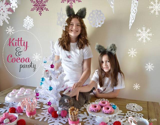 Linky Party Christmas Theme