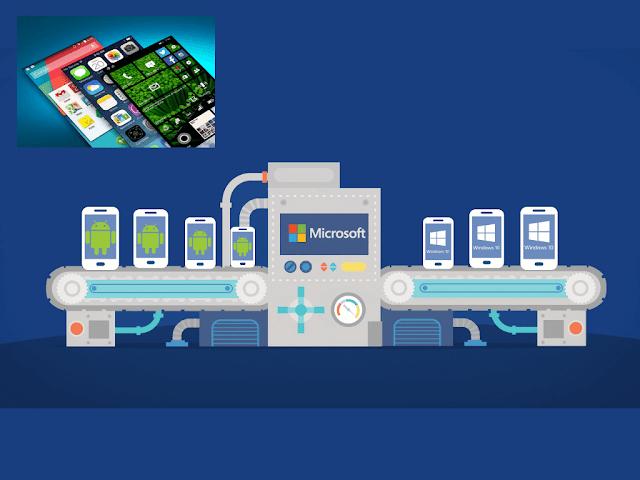 تقنية Microsoft ستسمح للشركات المصنعة للهواتف تثبيت أنظمة تشغيل متعددة على الجهاز