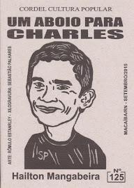 Cordel: Um aboio para Charles, nº 125. Setembro/2015