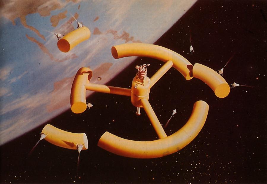 von braun space station - photo #20