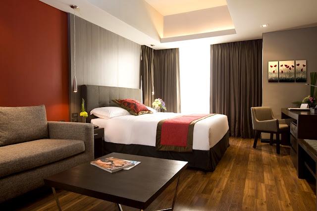 F1 Hotel Deluxe Room