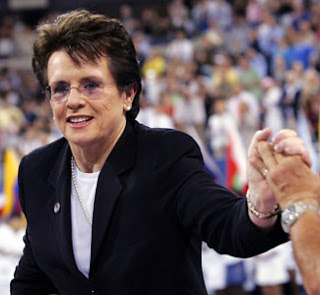 Billie Jean King Affair
