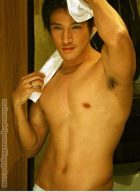thai male model