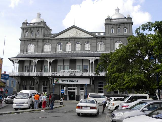 Broad Street Bridgetown