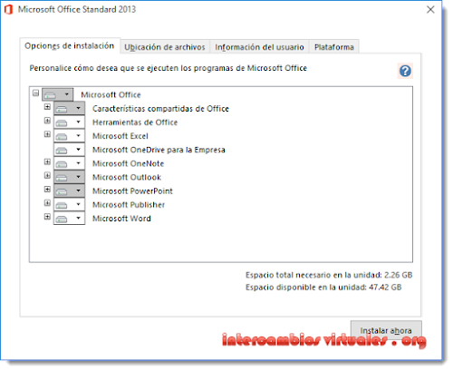 descargar paqueteria de office 2013 gratis mega
