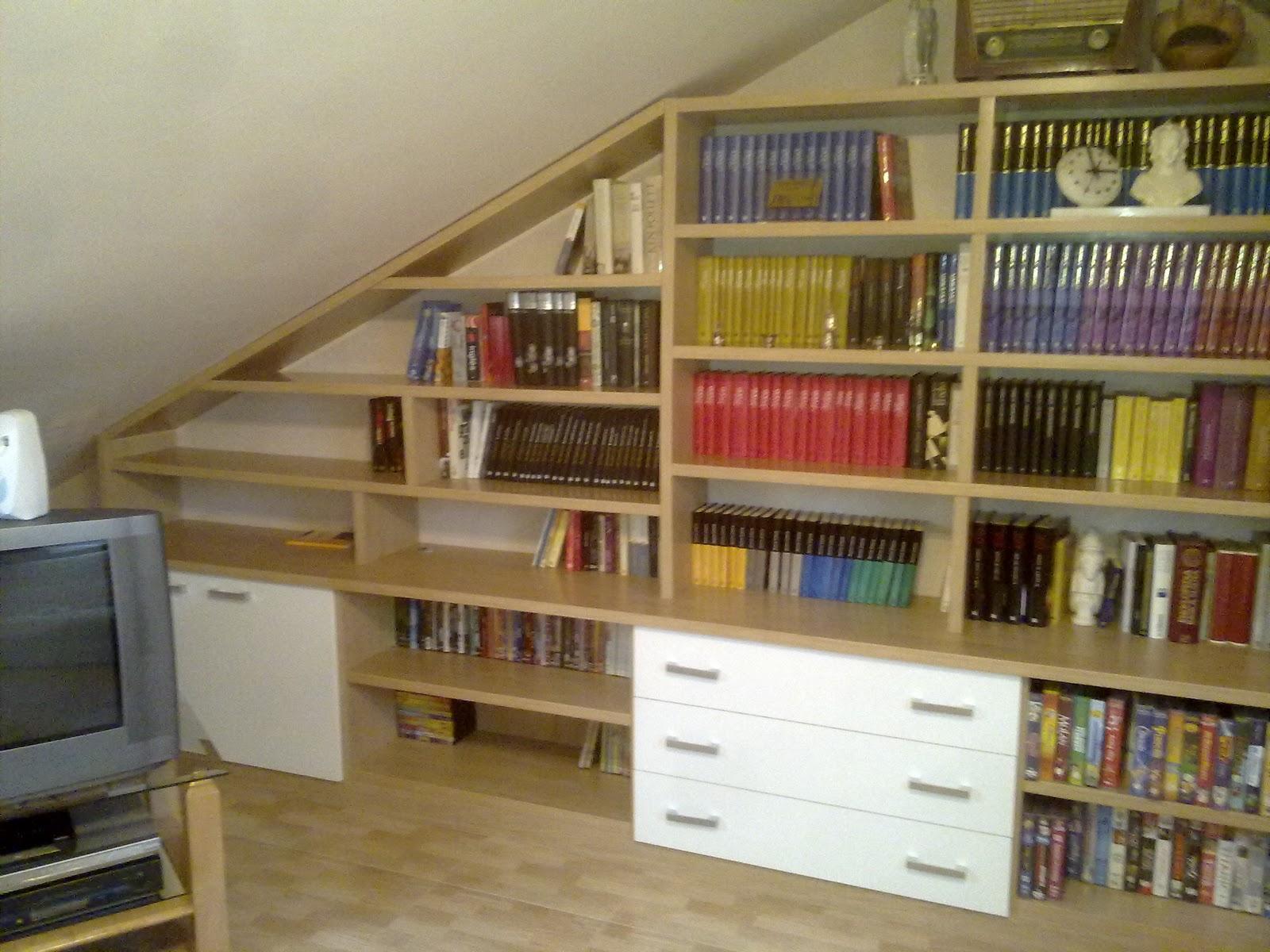 Muebles a medida librerias a medida - Librerias a medida ...