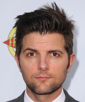 Adam Scott Hairstyles