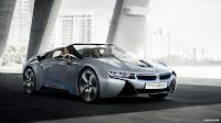 BMW i8 Concept Spyder Debuts 2012 New York Auto Show