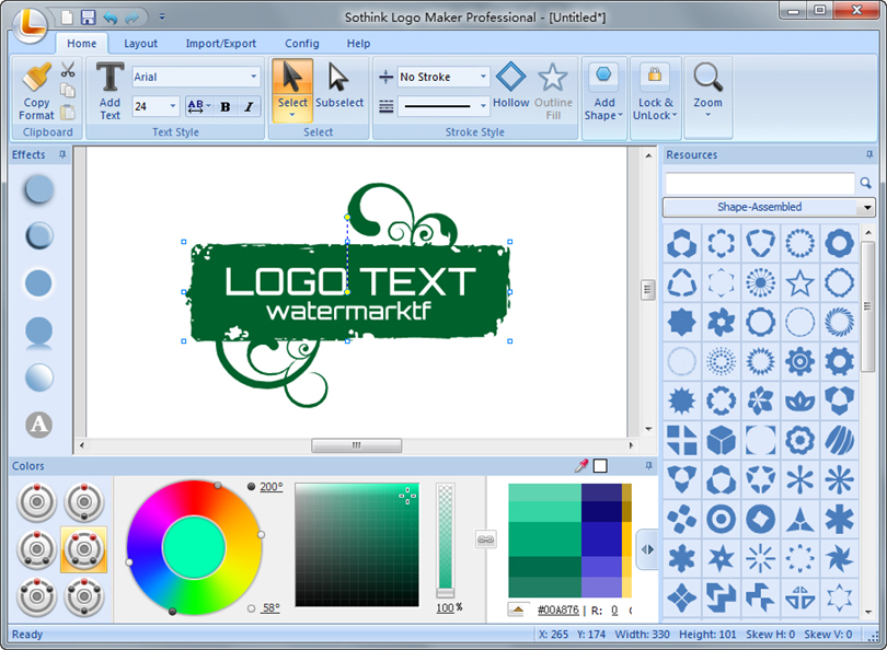 Gallery Logo Logo Maker