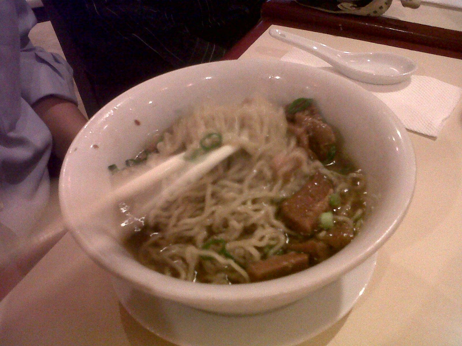 Tentang kita bihun goreng ayam ala shanghai garden for Ala shanghai chinese cuisine menu