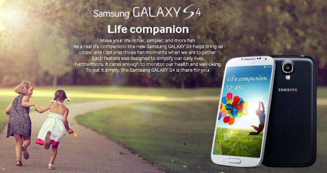 Technology Samsung Galaxy S4 Launched
