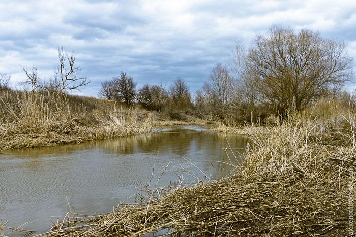 Река Кундручья