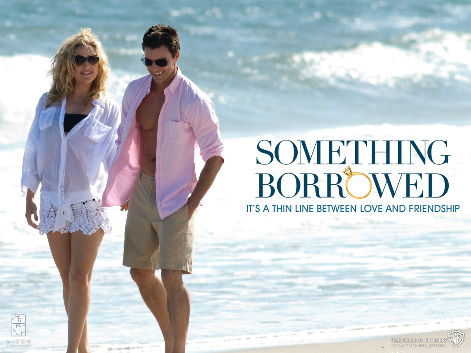 Slow-poke Movie Review: Something Borrowed: so sedih!