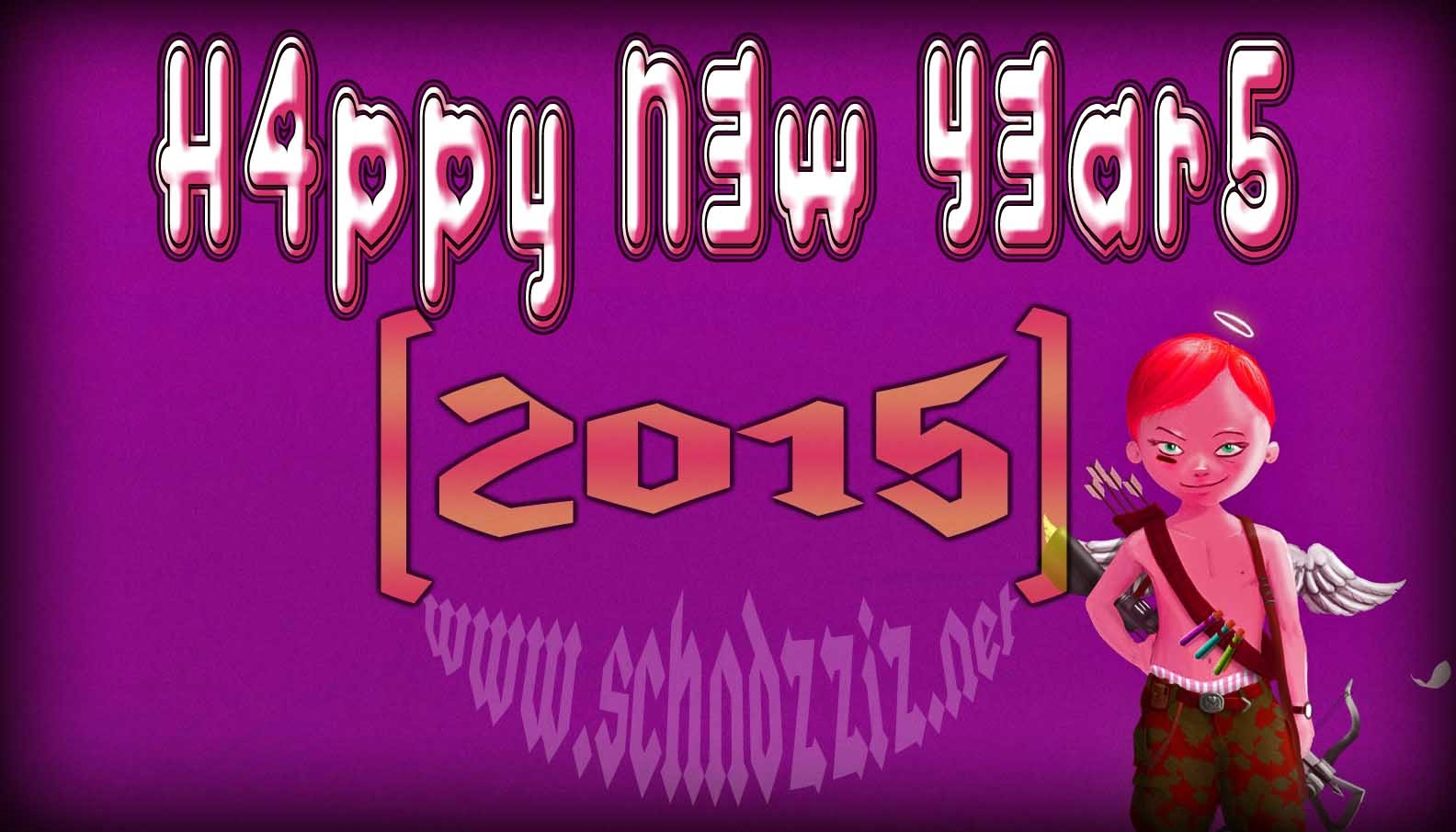 Gambar Kata-Kata Ucapan Romantis Happy New Years 2015