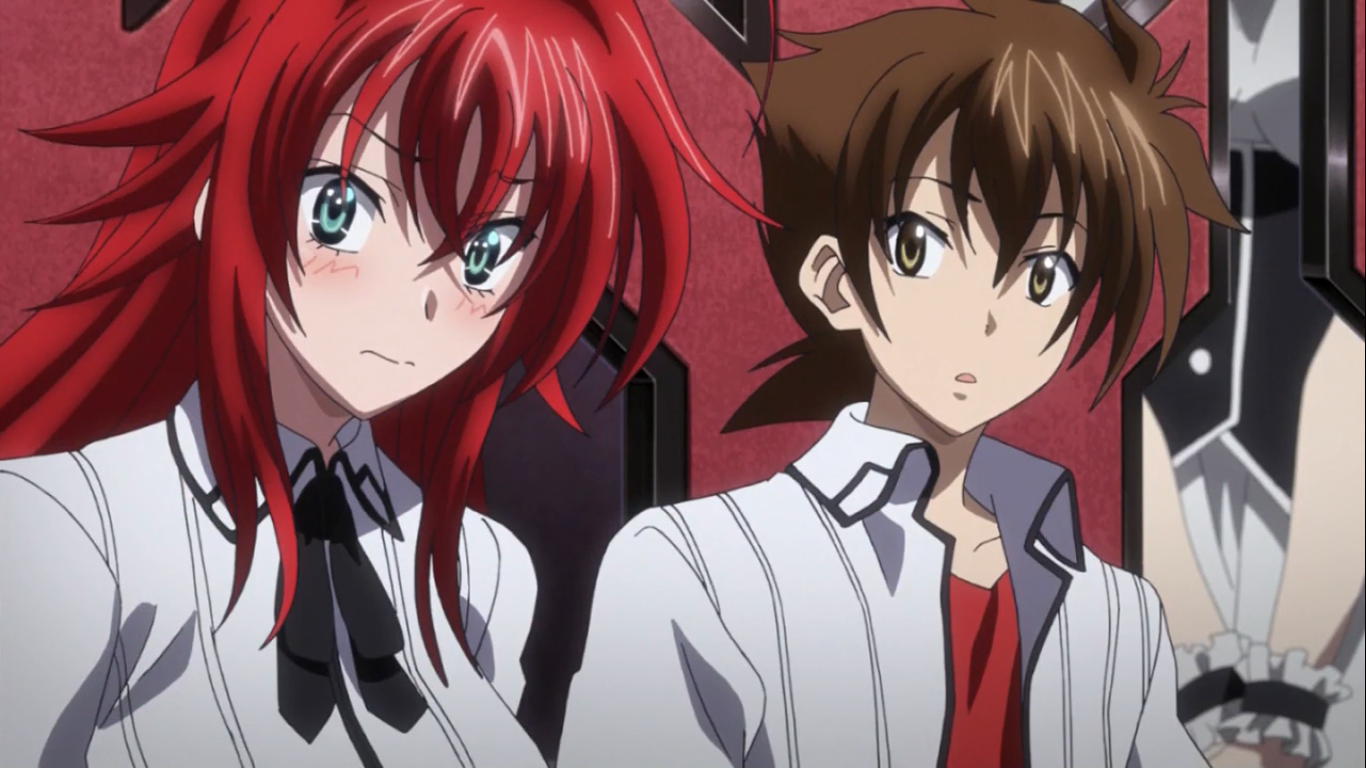 Ver High School DxD BorN online AnimeFLV