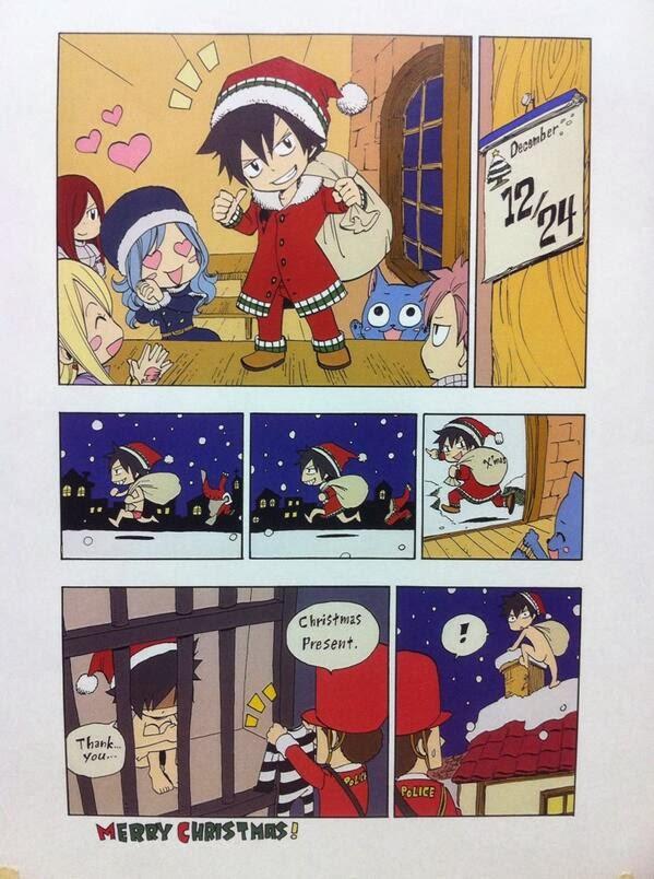 P.O Fairy Tail - Página 17 Gray