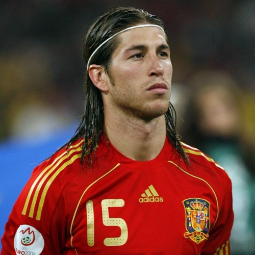 All Football Players Sergio Ramos Hairstyle Imagesphotos 2012