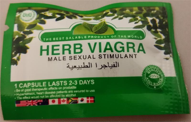 Viagra natural para o homem