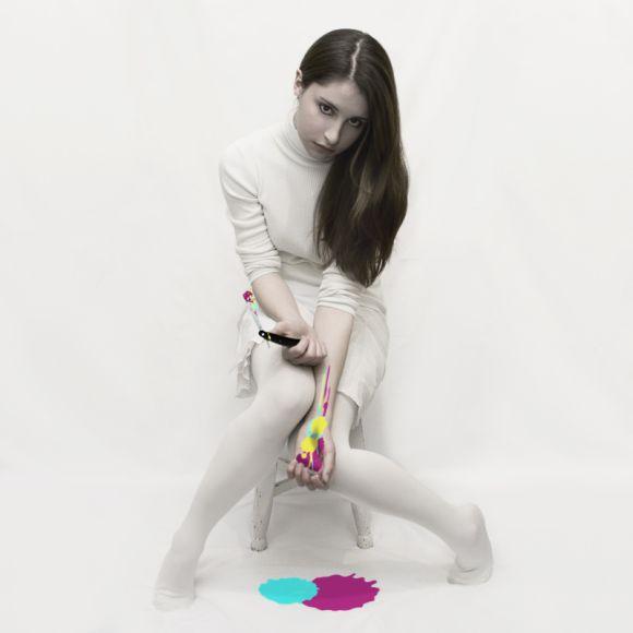 adam rowney fotografia fashion morte suicidio arco-iris colorido