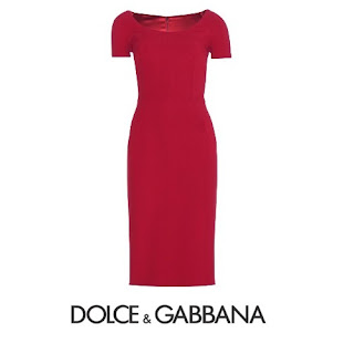 DOLCE & GABBANA Crepe Dress