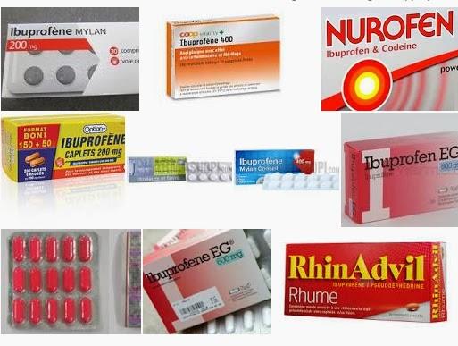mapharmacie ibuprofène