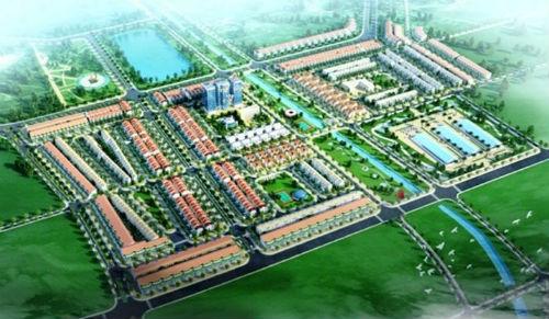 Khu dân cư số 3 thị trấn Thắng:  Vóc dáng đô thị - thương mại