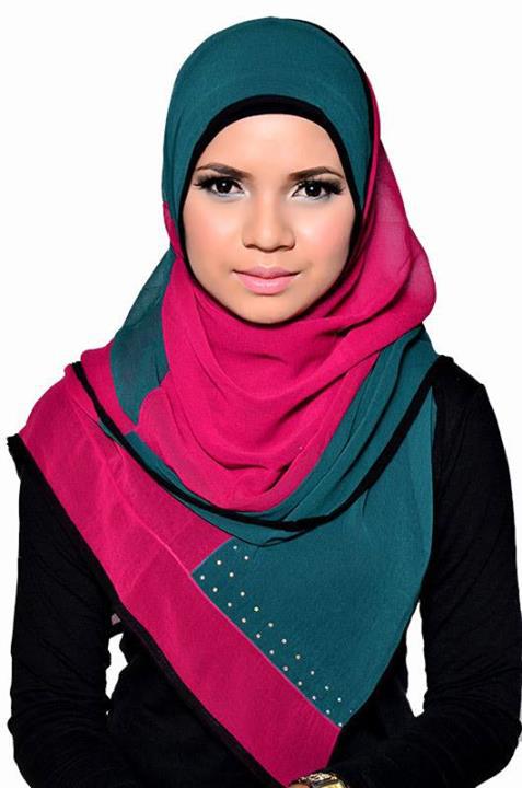 hijab mode hijab en jersey hijab et voile mode style mariage et fashion dans l 39 islam. Black Bedroom Furniture Sets. Home Design Ideas