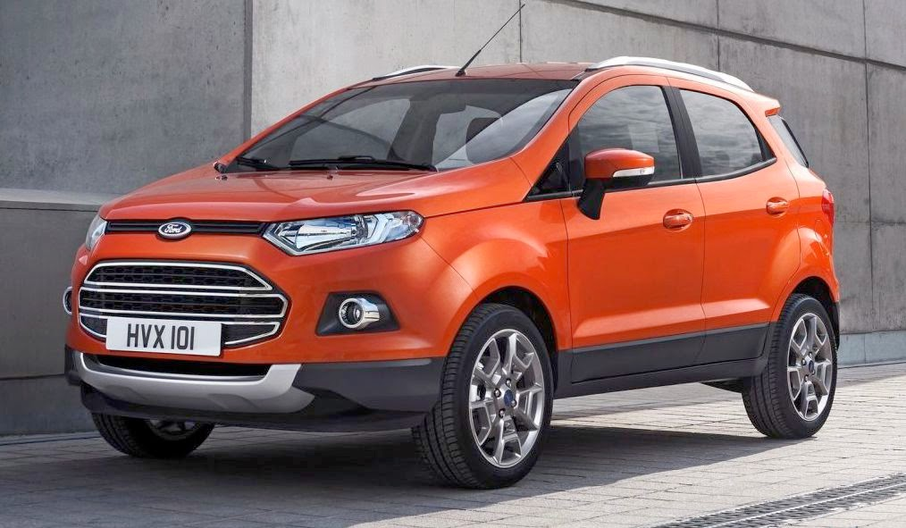 Ford India's March Sales Takes 57 Percent Increase
