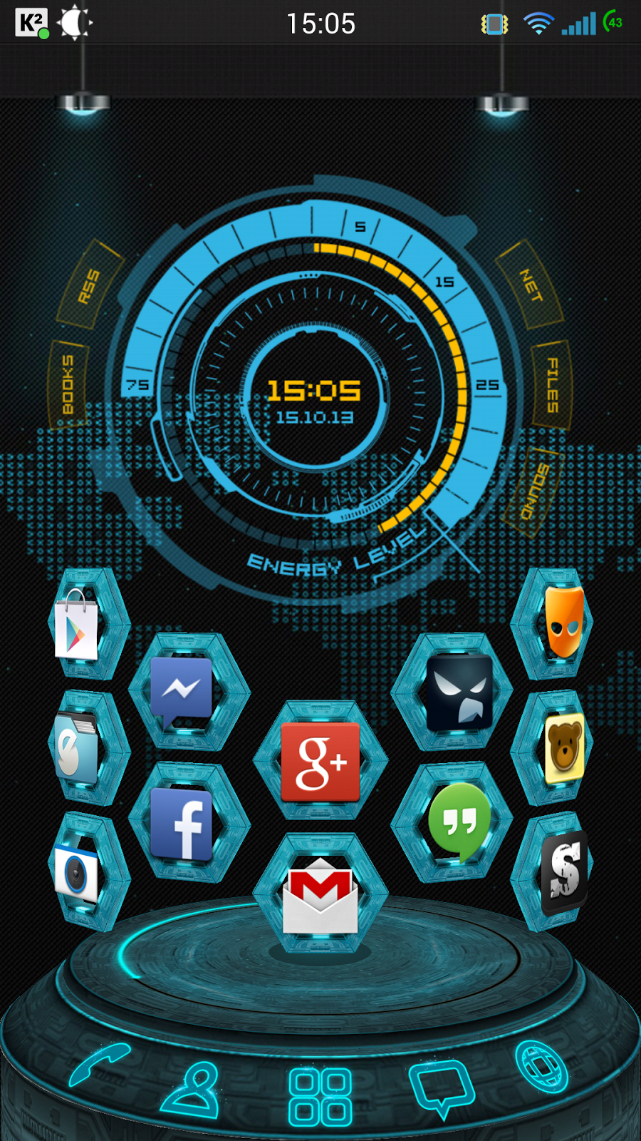Next launcher 3d 1 33 patched full