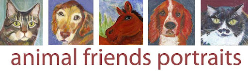 animal friends portraits