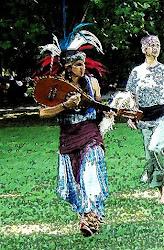 Danza de  Tlaloc
