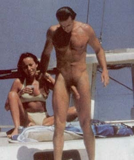 Alessandro Lequio Desnudo