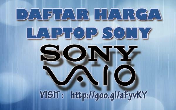 Gambar Laptop Sony Vaio