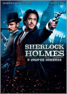 Download – Sherlock Holmes 2: O Jogo de Sombras – AVI Dual Áudio + RMVB Dublado