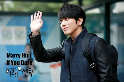 Biodata Pemain Drama Marry Him If You Dare
