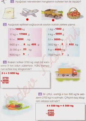 1 Ton Kaç Newtondur – 1 Ton Kaç Kilogramdır 73