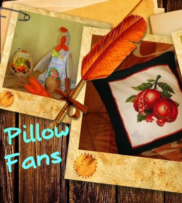 Добро пожаловать в подушковый блог!