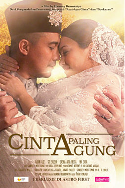 Review Cinta Paling Agung