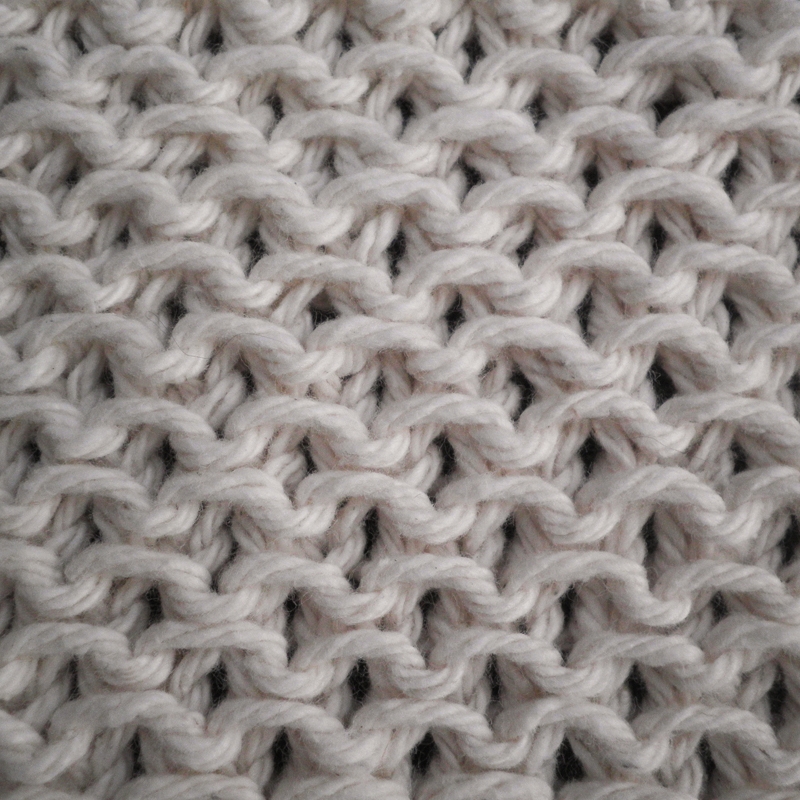 minding my own stitches: Chinese Waves Dishcloth