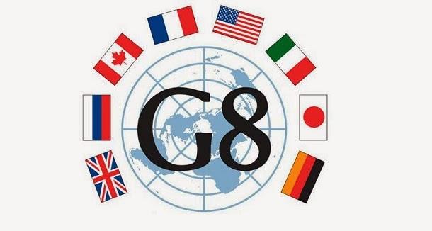 O que é o G8?