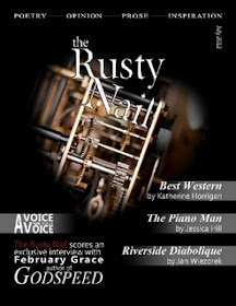 The Rusty Nail Magazine (July - print & kindle)