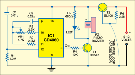 12 volt delay timer relay 12 wiring diagram and circuit schematic