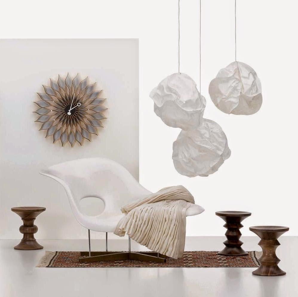 Silla La Chaise, un icono del diseño de Charles y Ray Eames